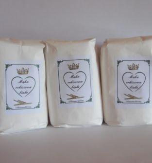 Mąka orkiszowa biała typ 650 1kg