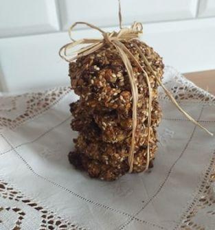 Ciastka z nasionami
