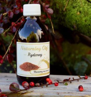 Naturalny Olej Rydzowy 250 ml