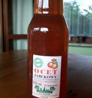 Ocet jabłkowy 750 ml