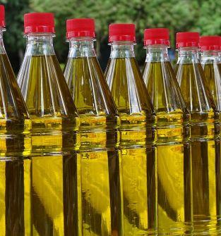 Olej rzepakowy tloczony na zimno