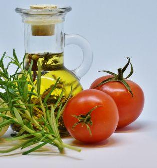 Olej rzepakowy z czosnkiem