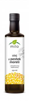 Olej  z pestek moreli 250ml