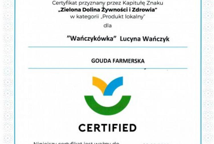 Gouda Farmerska