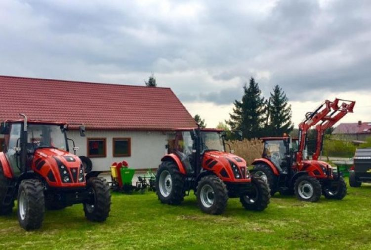 Maszyne rolnicze