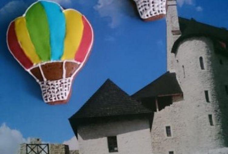 Piernikowe balony